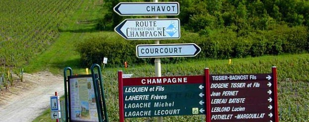 Route Champagne